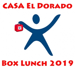 CASA El Dorado Box Lunch Fundraiser