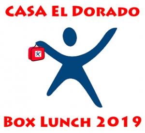 CASA El Dorado Box Lunch Fundraiser